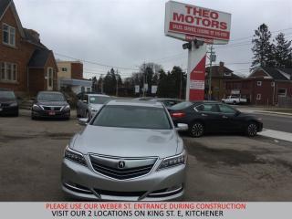 Used 2014 Acura RLX Elite Pkg | LANE DEP. | BLIND SPOT | NAVIGATION for sale in Kitchener, ON