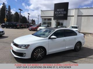 Used 2015 Volkswagen Jetta GLI 2.0L TSI DSG | NAVIGATION | FENDER SOUND for sale in Kitchener, ON