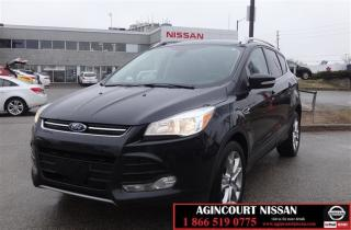 Used 2014 Ford Escape Titanium - AWD |Navigation| Backup Camera|Panorami for sale in Scarborough, ON
