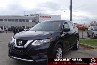 Used 2017 Nissan Rogue S FWD CVT |Back Up Camera|Non Rental| for sale in Scarborough, ON