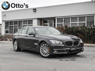 Used 2014 BMW 750i xDrive for sale in Ottawa, ON
