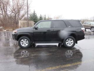 Used 2014 Toyota 4 RUNNER SR5 4WD for sale in Cayuga, ON
