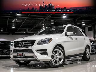 Used 2013 Mercedes-Benz ML 350 NAVI|REAR CAM|PANO|PUSHSTART|BLUETEC|DIESEL for sale in North York, ON