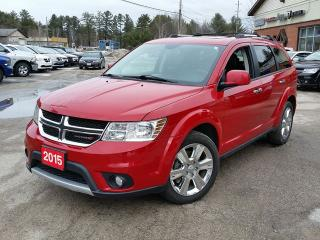 Used 2015 Dodge Journey R/T for sale in Gravenhurst, ON