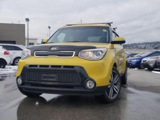 Used 2014 Kia Soul PW/PL/AC/AUTO/LEATHER/CC/ for sale in Quesnel, BC