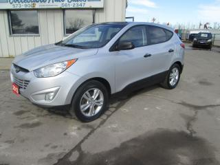 Used 2013 Hyundai Tucson Premium Edition for sale in Hamilton, ON
