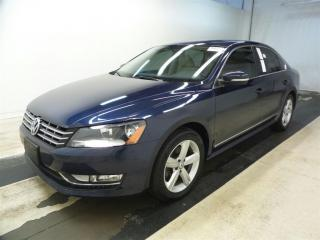 Used 2015 Volkswagen Passat 2.0 TDI,LEATHER,SUNROOF,CAM for sale in Aurora, ON