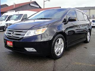 Used 2011 Honda Odyssey Touring,Navi,DVD,Cam,Leather for sale in Aurora, ON