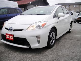 Used 2013 Toyota Prius TOYOTA CERTIFIED,2YR WARR for sale in Aurora, ON