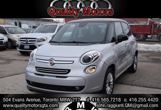 Used 2015 Fiat 500 L Sport for sale in Etobicoke, ON