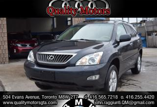 Used 2009 Lexus RX 350 leather sunroof heated seats for sale in Etobicoke, ON