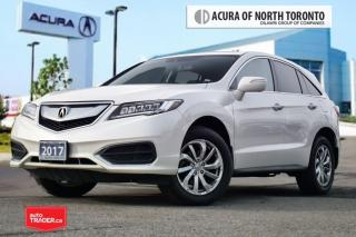 Used 2017 Acura RDX Tech at Accident Free  Navigation  Back-Up Camera for sale in Thornhill, ON