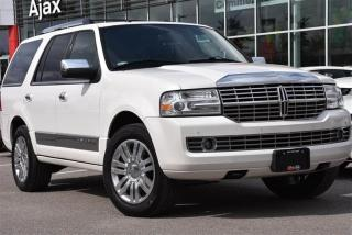 Used 2012 Lincoln Navigator Ultimate Leather*Navigation*Heated Seats for sale in Ajax, ON