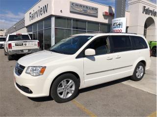 Used 2011 Dodge Grand Caravan Crew Plus..Fully Loaded for sale in Burlington, ON