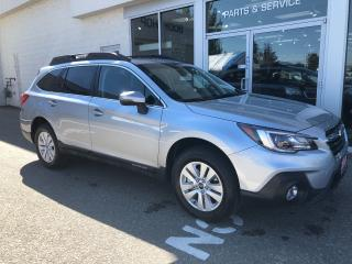 New 2018 Subaru Outback Touring for sale in Vernon, BC