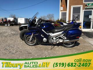 Used 2005 Yamaha FJR1300 GREAT USED CONDITION for sale in Tilbury, ON