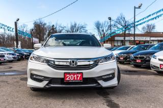 Used 2017 Honda Accord SPORT/NO ACCIDENT/1 OWNER/SUNROOF/LEATHER/BKUP CAM for sale in Brampton, ON