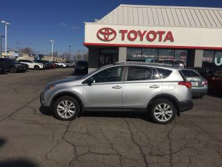 Used 2013 Toyota RAV4 LIMITED  for sale in Cambridge, ON