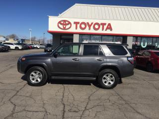 Used 2016 Toyota 4Runner SR5 for sale in Cambridge, ON
