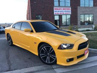 Used 2012 Dodge Charger HEMI SRT8 Super Bee for sale in Etobicoke, ON