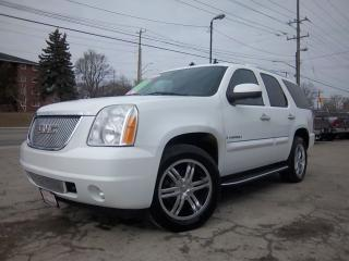 Used 2008 GMC Yukon Denali DENALI for sale in Whitby, ON