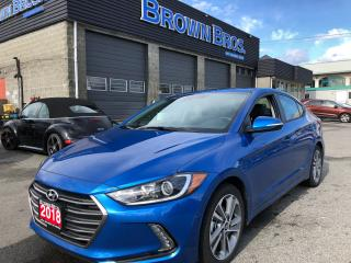 Used 2018 Hyundai Elantra GLS, Local, Accident free, Financing for sale in Surrey, BC