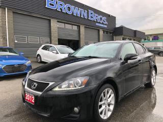 Used 2012 Lexus IS 250 Accident free, Financing available for sale in Surrey, BC