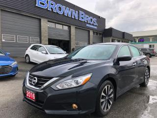 Used 2016 Nissan Altima 2.5 SV, Moonroof, Htd seats, Finaning for sale in Surrey, BC