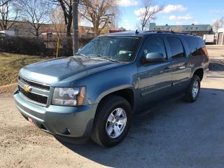 Used 2010 Chevrolet Suburban LT LEATHER SUNROOF for sale in Brampton, ON