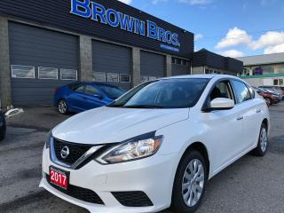 Used 2017 Nissan Sentra S, Local, Accident free, Well equipped for sale in Surrey, BC