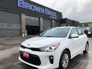 Used 2018 Kia Rio EX, Local, accident free, Htd seats, Financing for sale in Surrey, BC