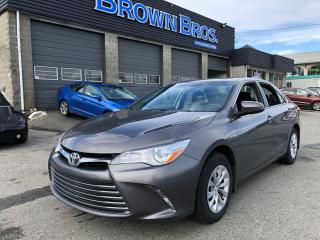 Used 2017 Toyota Camry LE, Accident free, Financing for sale in Surrey, BC