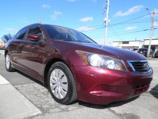 Used 2008 Honda Accord LX for sale in Brampton, ON