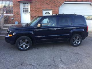 Used 2014 Jeep Patriot High Altitude for sale in Bowmanville, ON