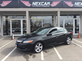 Used 2014 Acura ILX PREMIUM PKG AUT0 LEATHER SUNROOF 95K for sale in North York, ON
