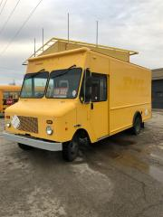 Used 2008 Ford E450 step van 14 foot for sale in Mississauga, ON