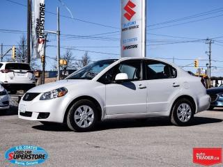 Used 2011 Suzuki SX4 Sedan for sale in Barrie, ON