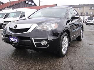 Used 2012 Acura RDX TECH PKG,NAVI,CAM,LEATHER for sale in Aurora, ON
