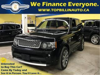 Used 2012 Land Rover Range Rover Sport Supercharged Autobiagraphy for sale in Concord, ON