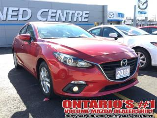 Used 2015 Mazda MAZDA3 GS / SKYACTIV / HEATED SEATS / ONE OWNER!!!! for sale in North York, ON