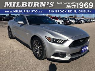 Used 2017 Ford Mustang GT for sale in Guelph, ON