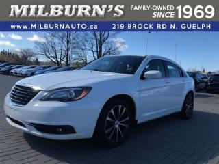 Used 2013 Chrysler 200 S for sale in Guelph, ON