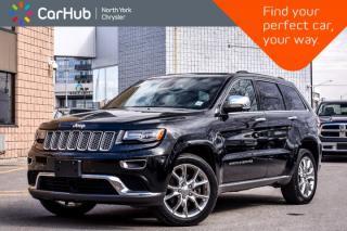 Used 2014 Jeep Grand Cherokee Summit 4x4|TrailerTowPkg|Sunroof|Nav|BackUpCam|20