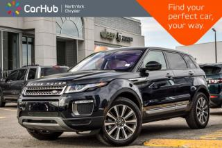 Used 2017 Land Rover Evoque HSE AWD|Luxury.Seating Pkg|Meridian Audio for sale in Thornhill, ON