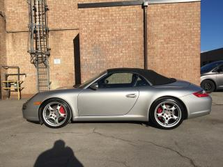 Used 2008 Porsche 911 Carrera S Cabriolet for sale in Concord, ON