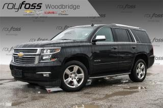 Used 2015 Chevrolet Tahoe LTZ LOADED, VENTED SEATS, SUNROOF, NAVIGATION for sale in Woodbridge, ON