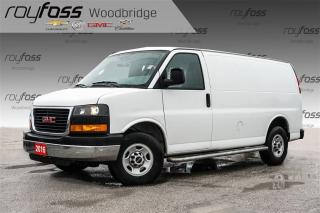Used 2016 GMC Savana 2500 1WT for sale in Woodbridge, ON