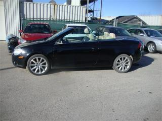 Used 2007 Volkswagen Eos 2.0T for sale in London, ON
