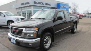Used 2010 GMC Canyon SLE w/1SA / $236.00 bi-weekly for 36 mths for sale in Arnprior, ON