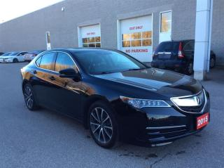 Used 2015 Acura TLX V6 Tech..NAVI..awd for sale in Milton, ON